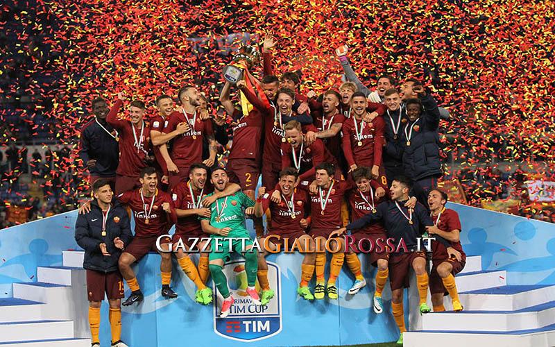 Roma Primavera Coppa Italia