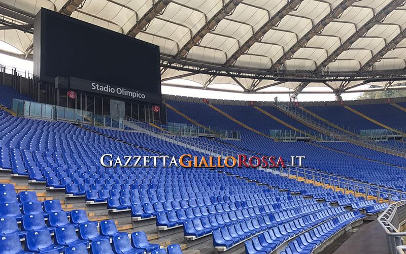 Roma-Lazio, sarà il derby anche dei tifosi: le immagini