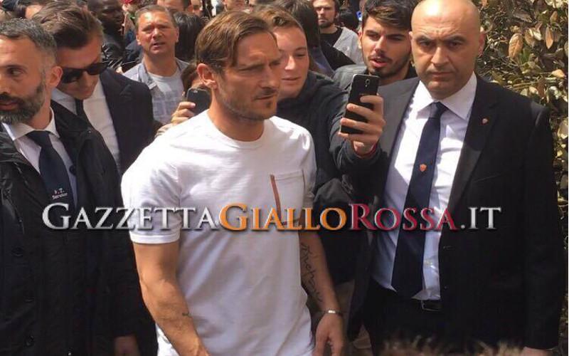 Derby, Totti: