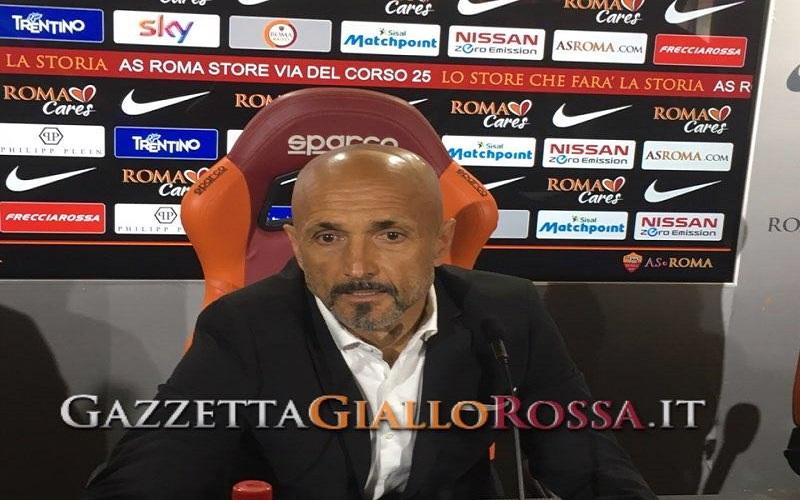Ora è ufficiale, Luciano Spalletti lascia la Roma