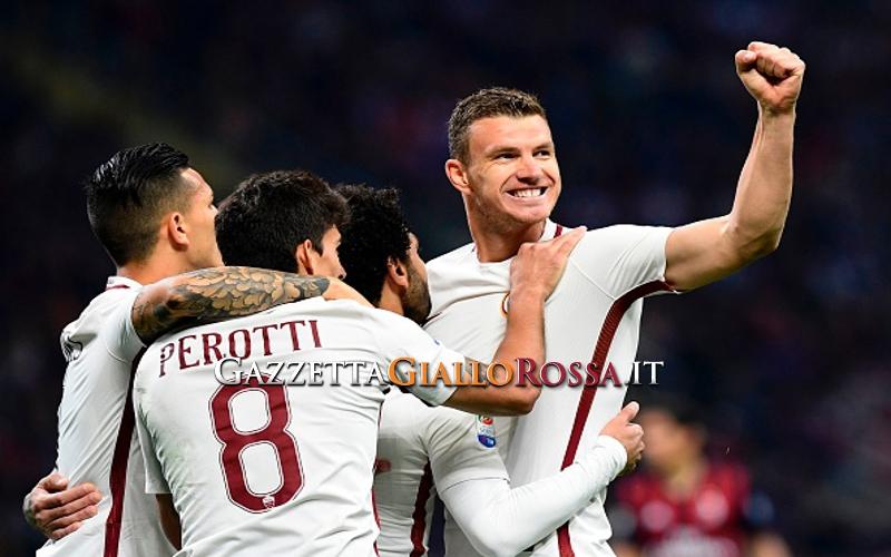 Cinquina Roma al Chievo, giallorossi a -1 dalla Juventus
