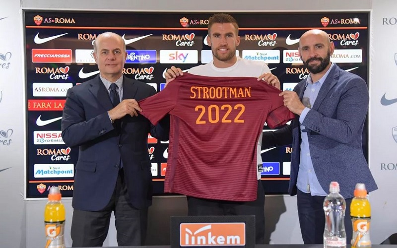 Calciomercato Roma, Ufficiale: Strootman rinnova fino al 2022
