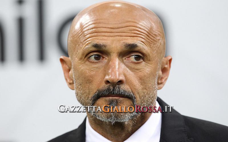Pallotta sta con Spalletti: