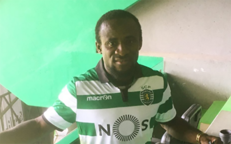 Doumbia allo Sporting Lisbona