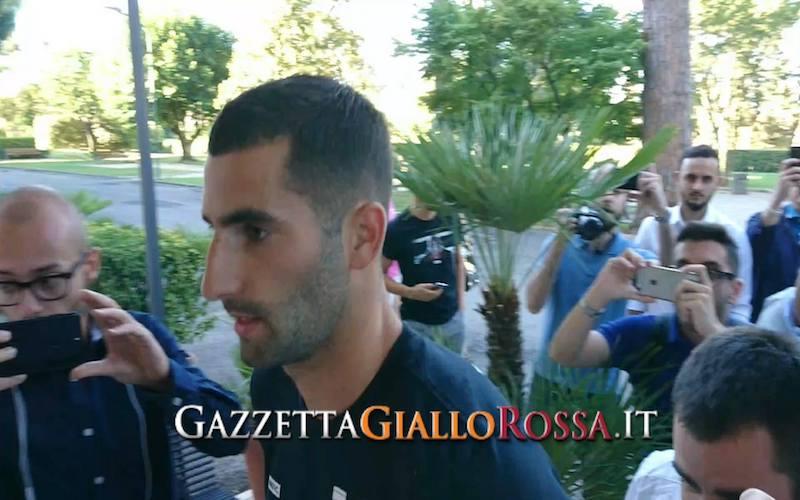 VIDEO Roma, Gonalons e Karsdorp a Villa Stuart
