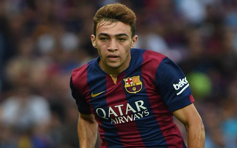 Calciomercato Napoli, assalto ad una giovane stella del Barcellona