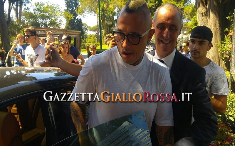 Roma, patron Pallotta: