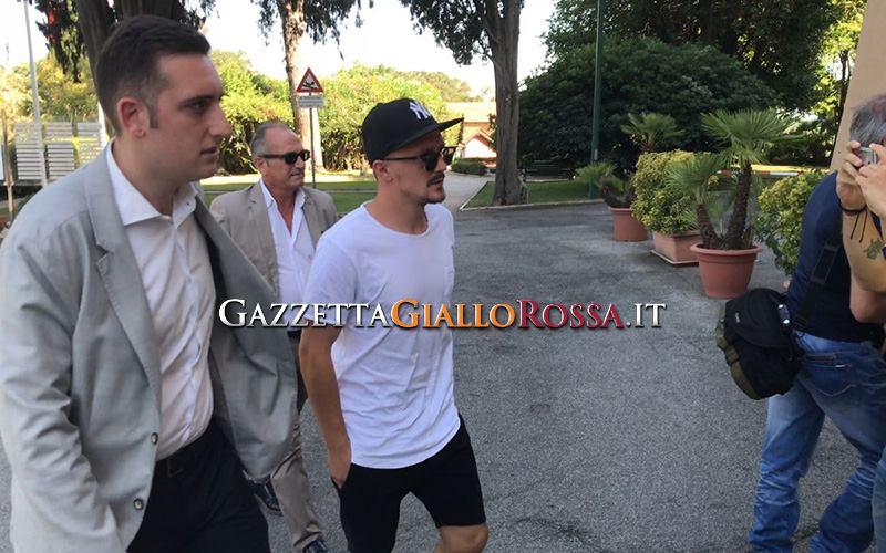 Mario Rui è un giocatore del Napoli De Laurentiis: