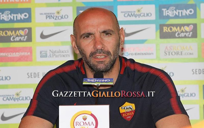 Nastasic nelle ultime notizie di calciomercato della Roma, Monchi conferma: