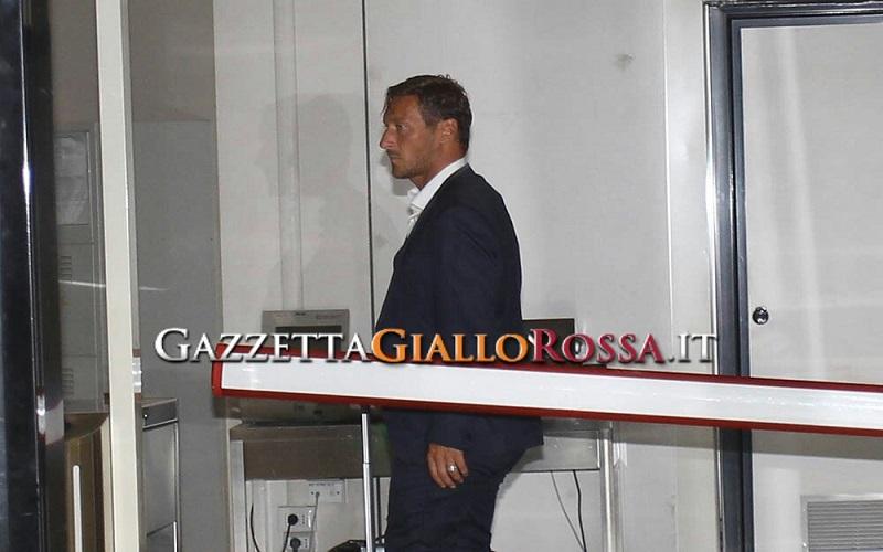 Roma, Totti: