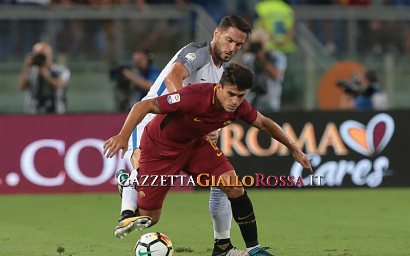 Roma-Inter 1-3, Di Francesco: