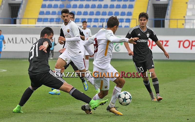 Youth League Qarabag-Roma