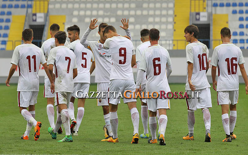 Youth League Qarabag-Roma