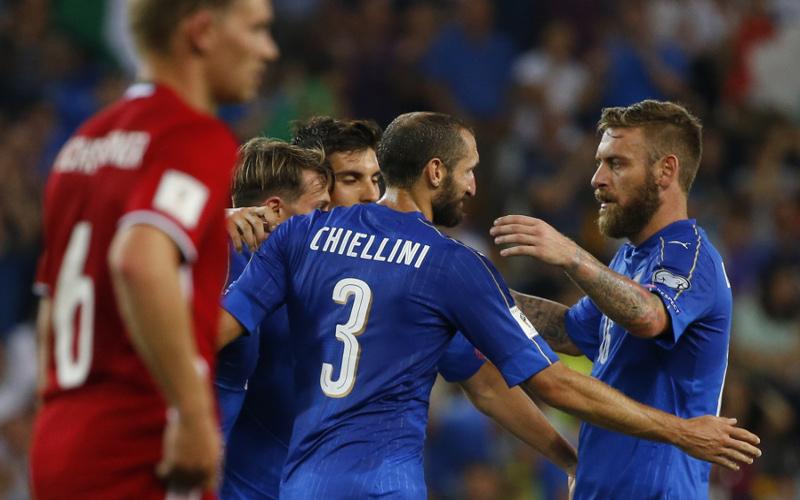 Italia, anche De Rossi e Pellegrini out: Ventura chiama Gagliardini e Cristante