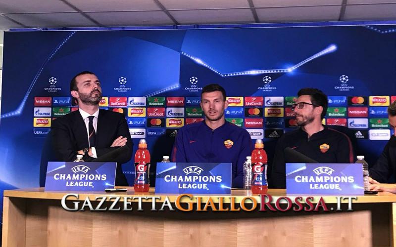 [IAM] - Chelsea-Roma, le formazioni ufficiali: Di Francesco lancia Gerson dal 1′
