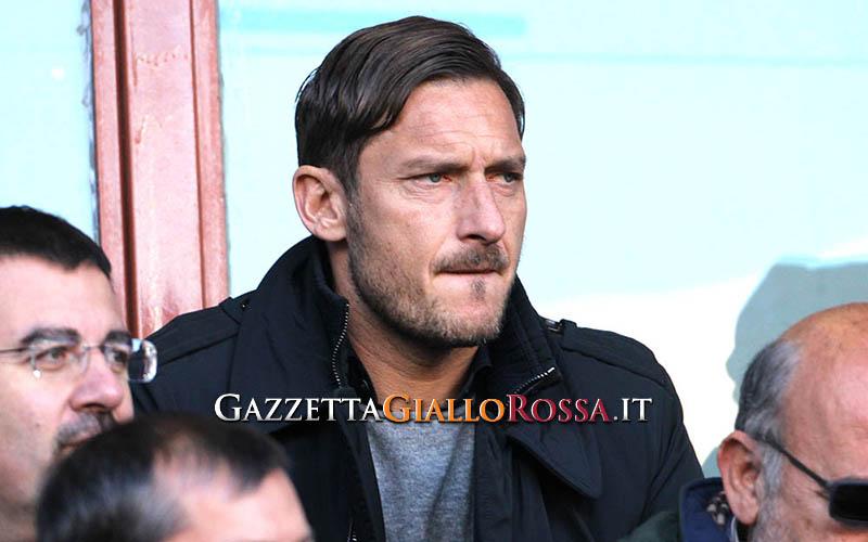 Roma-Shakhtar, Totti ammette: