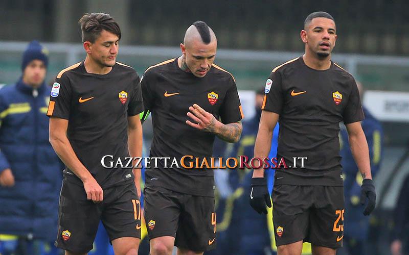 Chievo-Roma 0-0, le pagelle dei giallorossi: Schick non incide, Kolarov sempre pericoloso