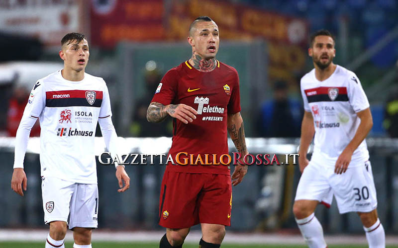 Roma, Defrel e De Rossi mettono nel mirino l'Inter