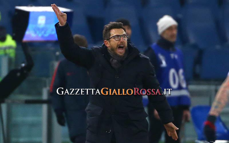 Dilemma Di Francesco: Schick o Dzeko contro la Juventus?