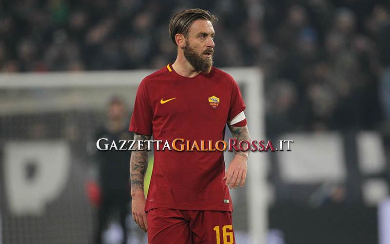 Roma, tegola in vista dell'Inter: problema muscolare per Perotti