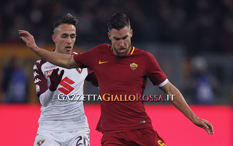 L'entourage di Strootman incontra l'Inter
