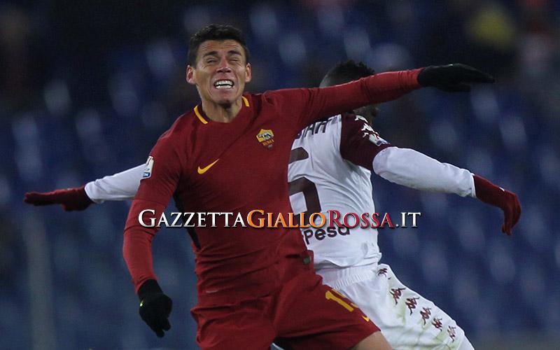 UFFICIALE: Roma, addio Moreno. Va alla Real Sociedad per 6 milioni