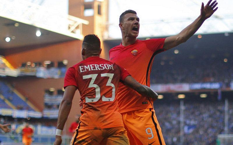Calciomercato Roma, assalto Chelsea a Dzeko ed Emerson