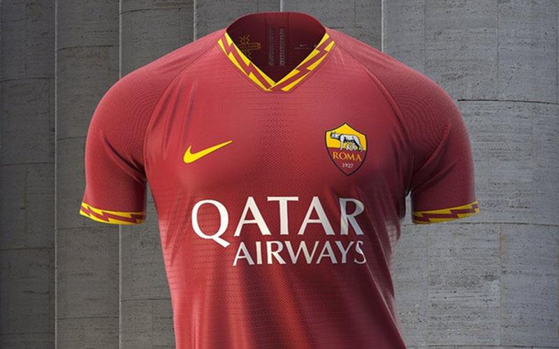 Roma, nuova maglia 2019/2020