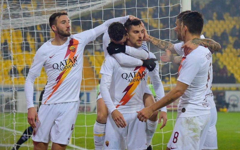 Le PAGELLE di Parma-Roma: Pellegrini, doppia gioia ...