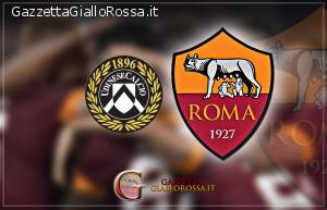 Udinese Roma Copertina