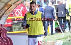 Torino-Roma Totti
