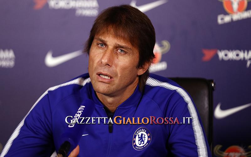 Calciomercato Roma, super offerta per Antonio Conte!