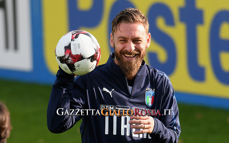 De Rossi in Nazionale