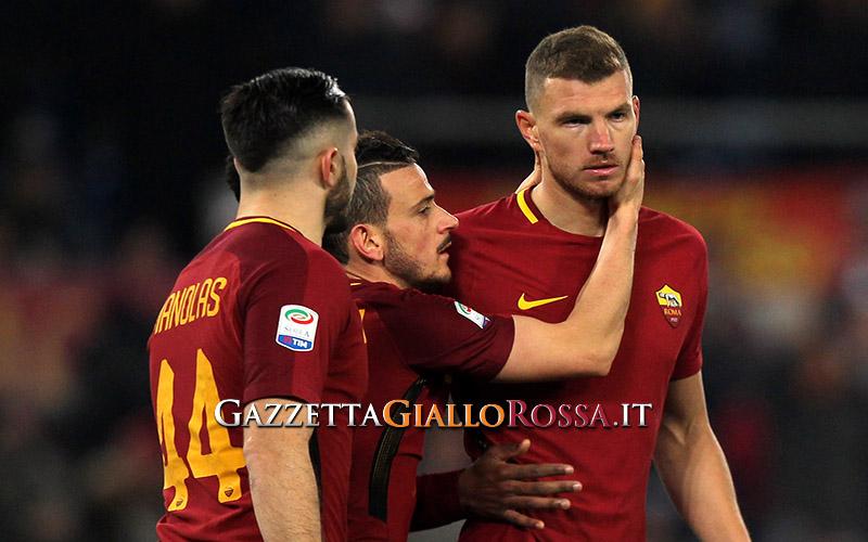 Roma, Ferrara-Totti, il siparietto: